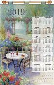 Romance - Design Works 2019 Calendar Felt Applique Kit