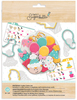 Birthday - Sweet Sugarbelle Cookie Cutter Set 18/Pkg If you have a birthday celebration coming up, then this cutter set is a great way to prepare. This 7x8.5x2 inch package contains eight cookie cutters, eight templates and two instruction cards. Cookie cutters are dishwasher safe. Food safe. Imported.