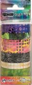 Set #3-7 Rolls - Dyan Reaveley's Dylusions Washi Tape Set