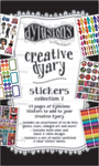 Book 2 - Dyan Reaveley's Dylusions Creative Dyary Sticker Book