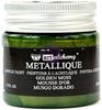 Metallique Golden Moss Paint - Prima