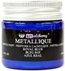Metallique Royal Blue Paint - Prima