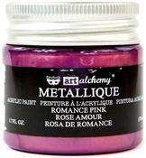 Metallique Romance Pink Paint - Prima