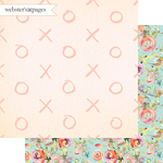 Hugs & Kisses Paper - The Good Life - Websters Pages