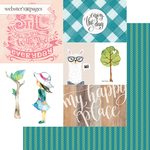 Enjoy The Day Paper - My Happy Place - Websters Pages