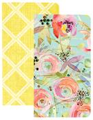 Trellis & Flower Traveler Notebooks - Websters Pages
