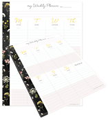 Weekly Planner Tear Away Pad - Websters Pages