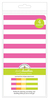 Travel Planner Inserts - Summertime Stripes - Doodlebug