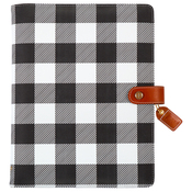 Buffalo Plaid A5 Composition Planner - Websters Pages