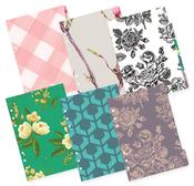 Black Floral A5 Kit - Websters Pages - PRE ORDER