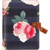 Black Floral A5 Kit - Websters Pages