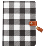 Buffalo Plaid A5 Binder Only - Websters Pages