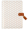Copper Hexagon A5 Binder Only - Websters Pages