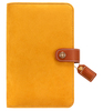 Mustard Suede Personal Planner Kit - Websters Pages