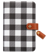 Buffalo Plaid Binder Only - Websters Pages