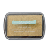 Metallic Gold Ink Pad - Twilight - 1Canoe2