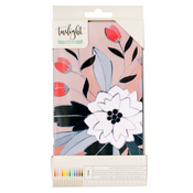 Watercolor Pencil Tin - Twilight - 1Canoe2 - PRE ORDER