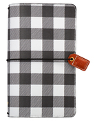 Buffalo Plaid Traveler - Websters Pages