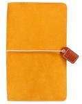 Mustard Suede Traveler - Websters Pages