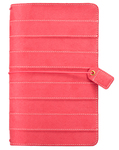 Pink Stitched Stripe Traveler - Websters Pages