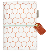 Copper Hexagon Pocket Traveler - Websters Pages