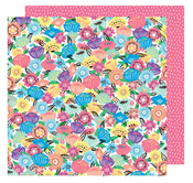Flower Power Paper - Sunshine & Good Times - Amy Tangerine