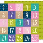 Countdown Paper - Box Of Crayons - Shimelle