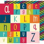 Spell It Out Paper - Box Of Crayons - Shimelle