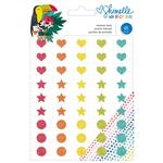 Shimelle Box Of Crayons Enamel Dots