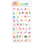 Mini Puffy Stickers - Sunshine & Good Times - Amy Tangerine