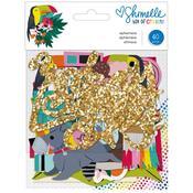 Box Of Crayons Ephemera - Shimelle