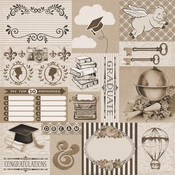 Accolade Ten Paper - Authentique
