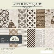 Accolade 6 x 6 Paper Pad - Authentique