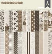 Accolade 12 x 12 Paper Pad - Authentique