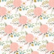 Bouquet Foil Paper - Bliss - My Minds Eye