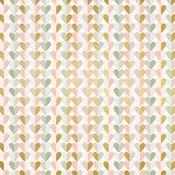 Heartfelt Foil Paper - Bliss - My Minds Eye