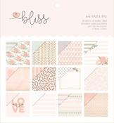 Bliss 6 x 6 Paper Pad - My Minds Eye