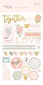 Bliss Sticker Sheet - My Minds Eye