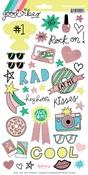 Good Vibes Sticker Sheet - My Minds Eye