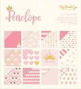 Penelope 6×6 Paper Pad - My Minds Eye