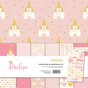 Penelope Paper & Accessories Kit - My Minds Eye