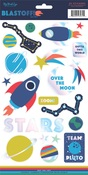 Blast Off Sticker Sheet - My Minds Eye
