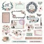 PTJ Ephemera Quote Stickers - Prima - PRE ORDER