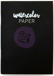 PTJ Watercolor Paper Notebook - Passport Size