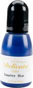 Sapphire Blue - Delicata Pigment Ink Refill .5oz