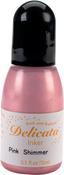 Pink Shimmer - Delicata Pigment Ink Refill .5oz