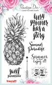Pineapple - Summer Breeze Stamp