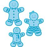 Gingerbread Family - Tonic Studios Rococo Christmas Die