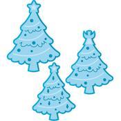 Christmas Tree - Tonic Studios Rococo Christmas Die