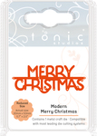Modern Merry Christmas - Tonic Studios Mini Moments Die